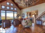 Big Sky Resort, Cowboy Heaven Luxury Suite 6D, Dining, 1