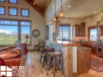 Big Sky Resort, Cowboy Heaven Luxury Suite 6D, Dining, 5