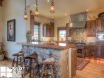 Big Sky Resort, Cowboy Heaven Luxury Suite 6D, Kitchen, 1