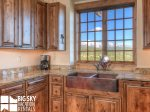 Big Sky Resort, Cowboy Heaven Luxury Suite 6D, Kitchen, 3