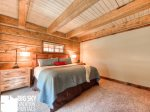 Lodging in Big Sky MT, Powder Ridge Oglala 10, Bedroom 1, 1