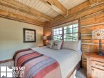 Lodging in Big Sky MT, Powder Ridge Oglala 10, Bedroom 2, 1