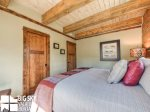 Lodging in Big Sky MT, Powder Ridge Oglala 10, Bedroom 2, 3