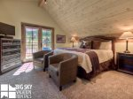 Lodging in Big Sky MT, Powder Ridge Oglala 10, Bedroom 4, 1