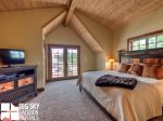 Lodging in Big Sky MT, Powder Ridge Oglala 10, Bedroom 5, 1
