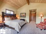 Lodging in Big Sky MT, Powder Ridge Oglala 10, Bedroom 5, 2