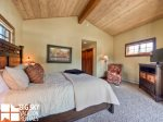 Lodging in Big Sky MT, Powder Ridge Oglala 10, Bedroom 5, 3