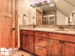 Lodging in Big Sky MT, Powder Ridge Oglala 10, Bedroom 5 Bathroom, 1