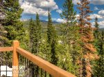 Lodging in Big Sky MT, Powder Ridge Oglala 10, View, 1