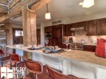 Big Sky Resort, Powder Ridge Oglala 8, Kitchen, 1