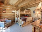 Big Sky Resort, Powder Ridge Oglala 8, Bedroom 1, 2