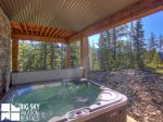 Big Sky Resort, Powder Ridge Oglala 8, Private Hot Tub, 1