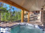Big Sky Resort, Powder Ridge Oglala 8, Private Hot Tub, 2
