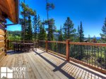 Big Sky Resort, Powder Ridge Oglala 8, Deck, 1