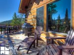 Big Sky Resort, Powder Ridge Oglala 8, Deck, 2