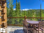 Big Sky Resort, Powder Ridge Oglala 8, Deck, 4