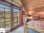 Big Sky Resort, Powder Ridge Oglala 4B, Bedroom 4, 2