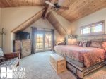Big Sky Resort, Powder Ridge Oglala 4B, Bedroom 5, 1