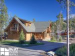 Big Sky Resort, Powder Ridge Oglala 4B, Exterior, 3