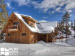 Big Sky Resort, Powder Ridge Oglala 4B, Exterior, 5
