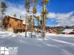 Big Sky Resort, Powder Ridge Oglala 4B, Exterior, 8