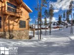 Big Sky Resort, Powder Ridge Oglala 4B, Ski Access, 2