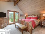 Big Sky Resort, Powder Ridge Oglala 12, Bedroom 4, 1