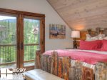 Big Sky Resort, Powder Ridge Oglala 12, Bedroom 4, 3