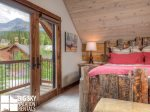 Big Sky Resort, Powder Ridge Oglala 12, Bedroom 4, 4