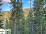 Big Sky Resort, Powder Ridge Oglala 12, Bedroom 4 Deck View, 1