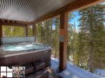 Big Sky Resort, Powder Ridge Oglala 12, Private Hot Tub, 2