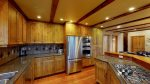 Big Sky Montana Condo Rental, Black Eagle Lodge 16, Kitchen 1, 2
