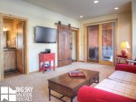 Big Sky Montana Condo Rental, Black Eagle Lodge 16, Bedroom 4, 3