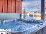 Big Sky Montana Condo Rental, Black Eagle Lodge 16, Hot Tub, 1