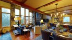 Big Sky Montana Condo Rental, Black Eagle Lodge 16, Living 1, 1