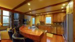Big Sky Montana Condo Rental, Black Eagle Lodge 16, Dining 1, 3