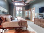 Big Sky MT Lodging, Swift Bear Chalet, Bedroom 1, 1