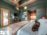 Big Sky MT Lodging, Swift Bear Chalet, Bedroom 1, 2