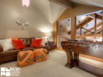 Big Sky MT Lodging, Swift Bear Chalet, Loft, 1