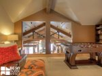Big Sky MT Lodging, Swift Bear Chalet, Loft, 3