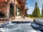 Big Sky MT Lodging, Swift Bear Chalet, Private Hot Tub, 1