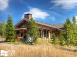 Big Sky MT Lodging, Swift Bear Chalet, Exterior, 3