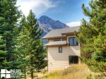 Big Sky MT Lodging, Swift Bear Chalet, Exterior, 4