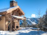 Big Sky MT Lodging, Swift Bear Chalet, Exterior, 5