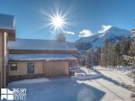 Big Sky MT Lodging, Swift Bear Chalet, Exterior, 6