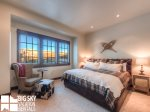 Big Sky Resort, Cowboy Heaven Luxury Suite 7A, Bedroom 2, 1