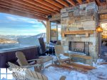 Big Sky Resort, Cowboy Heaven Luxury Suite 7A, Deck, 1