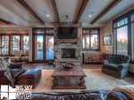 Big Sky Resort, Cowboy Heaven Luxury Suite 7A, Living, 3