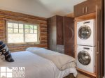 Cowboy Heaven Big Sky Cabin 15 Bandit, Bedroom 1, 2