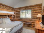 Cowboy Heaven Big Sky Cabin 15 Bandit, Bedroom 2, 1